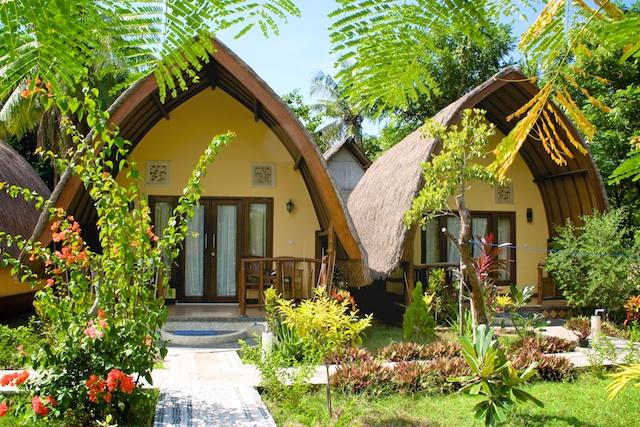 Gili Insel Hotel Bali