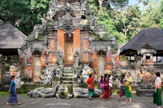 Ubud Monkey Forest Temple